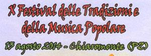X Festival delle tradizioni e della musica popolare