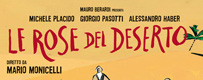 Le rose del deserto, Mario Monicelli