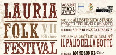 Lauria Folk Festival