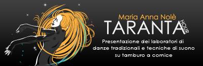 tarantahour di maria anna nolè, Folk music, Taranta