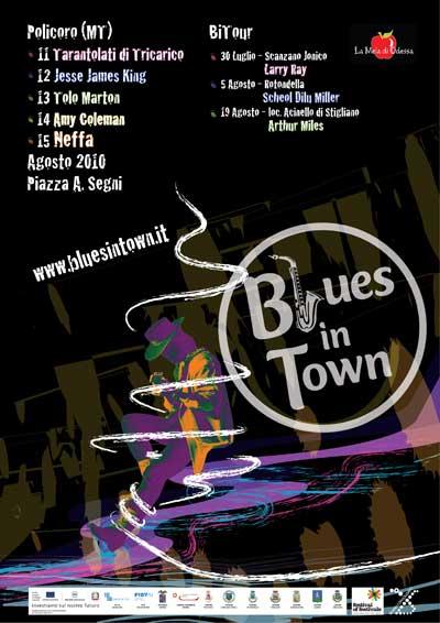 festival blues in town 2010, World Music, Taranta