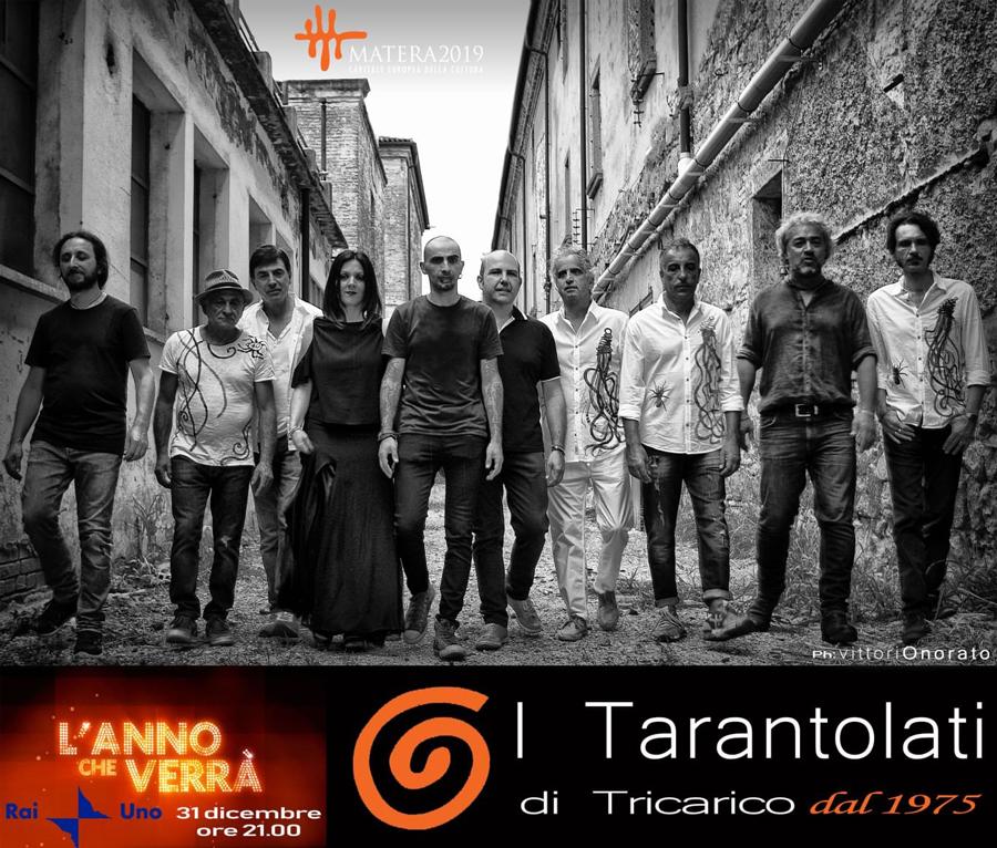 capodanno 2019 - l'anno che verrà, Folk music, Taranta