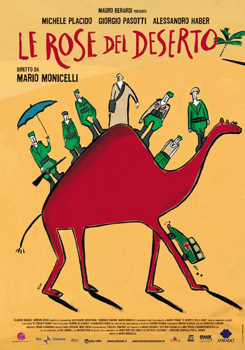 le rose del deserto, mario monicelli, Folk music, Taranta