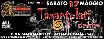 La taranta a Atena Lucana, World Music