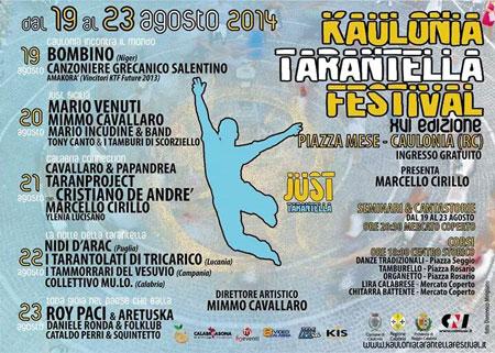 kaulonia tarantella festival, Folk music, Taranta