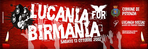lucania for birmania, World Music, Taranta