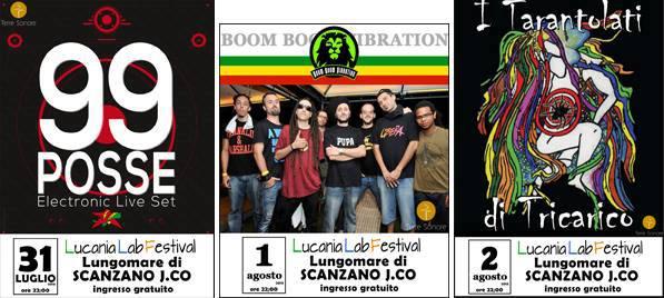 lucania lab festival, Folk music, Taranta