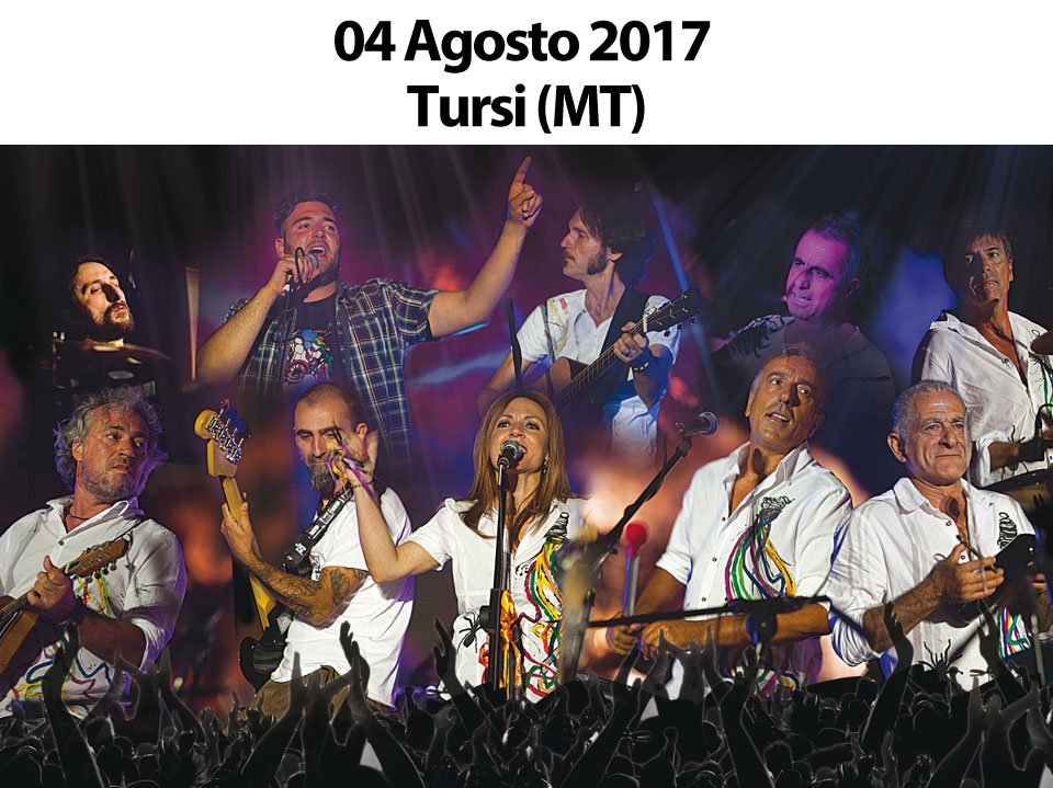 tutti a tursi!, World Music, Taranta