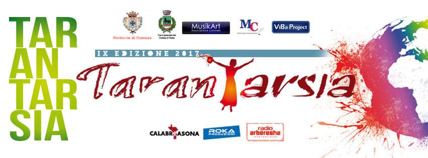 ix edizione del tarantarsia festival, World Music, Taranta
