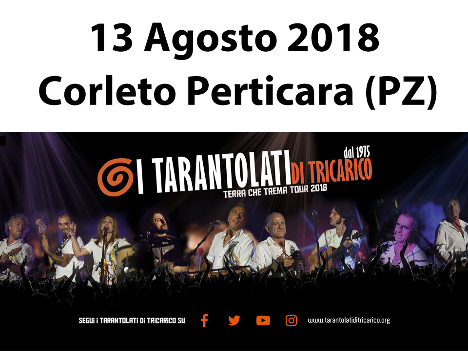 sagra delle sagre, Folk music, Taranta