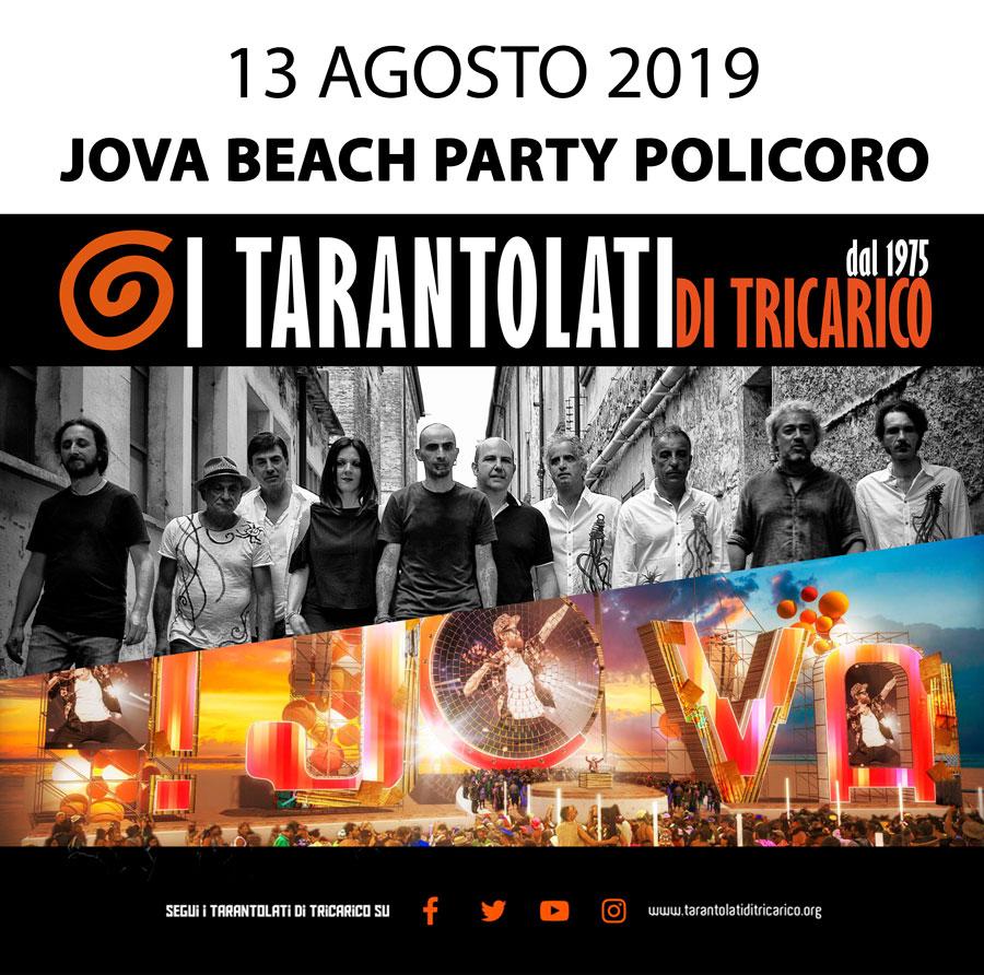 jova beach party, Folk music, Taranta