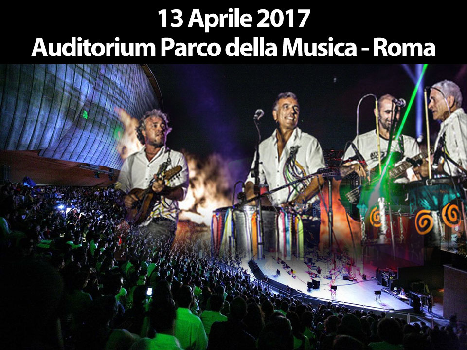 concerto e presentazione del nuovo cd, World Music