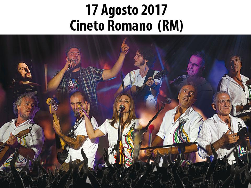 tutti al festival di cineto romano!, World Music, Taranta