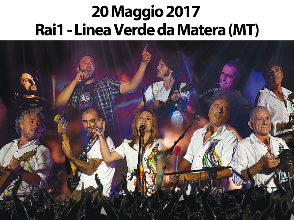 rai 1 - linea verde‬, World Music, Taranta