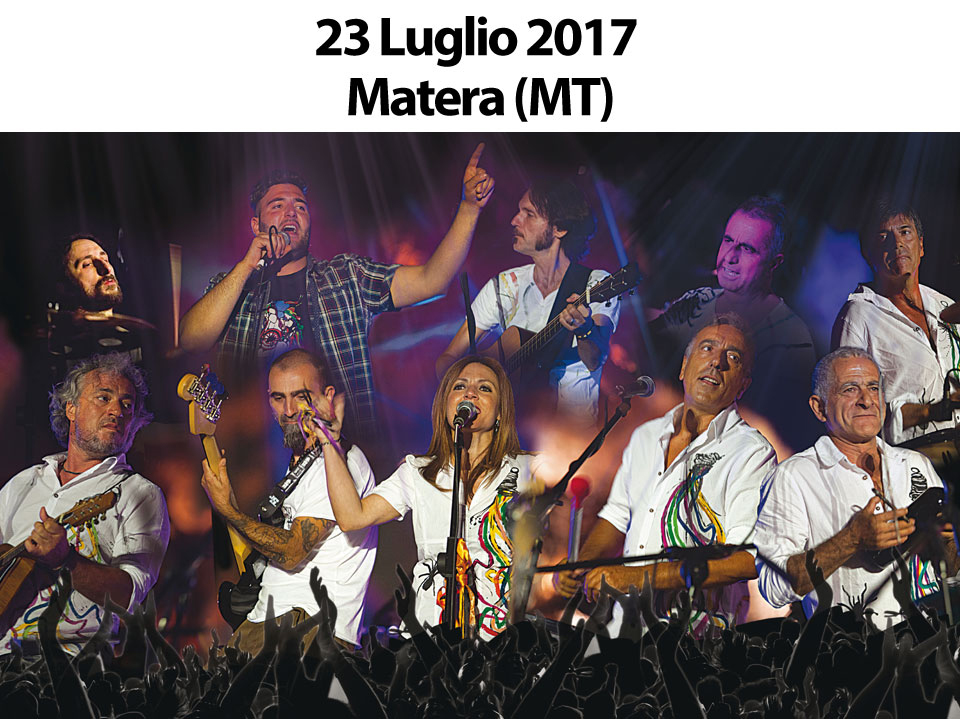 tutti a matera!, World Music, Taranta