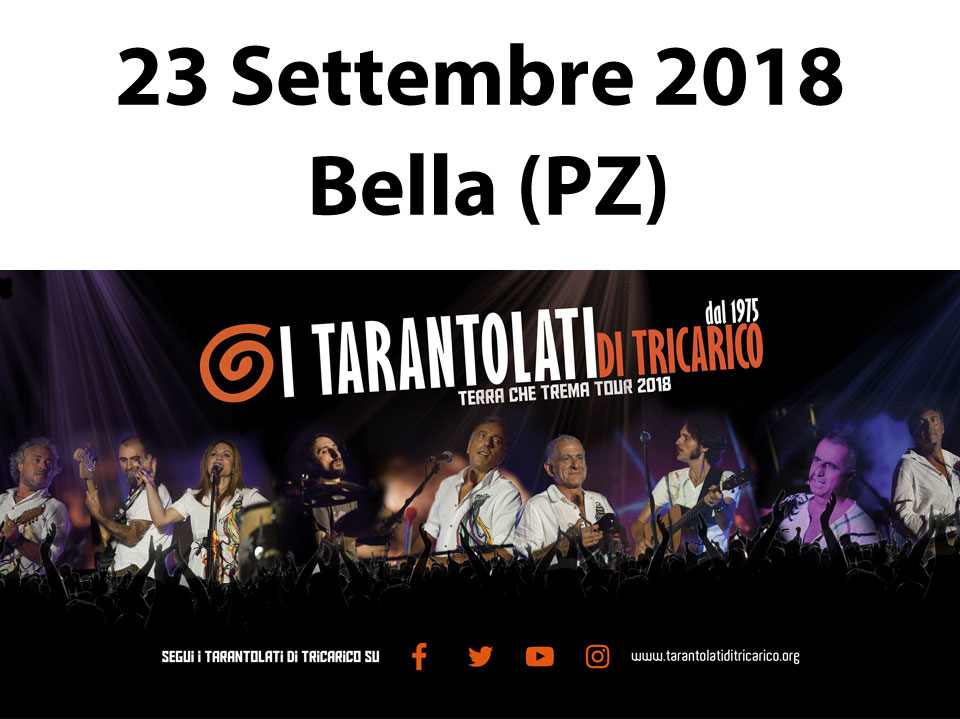 festa patronale, Folk music, Taranta