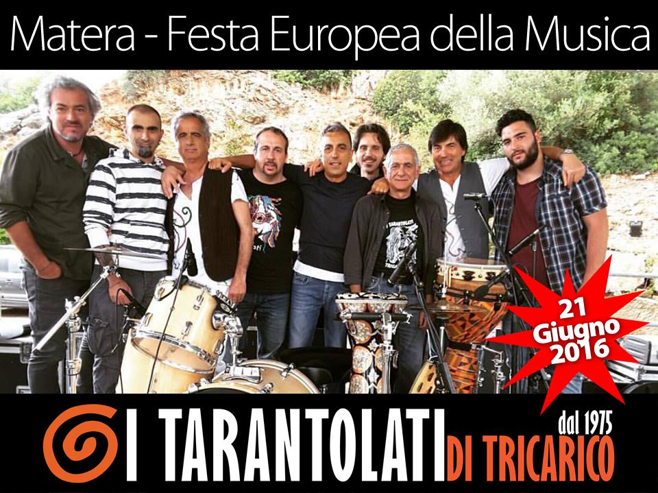 world music - matera, World Music, Taranta