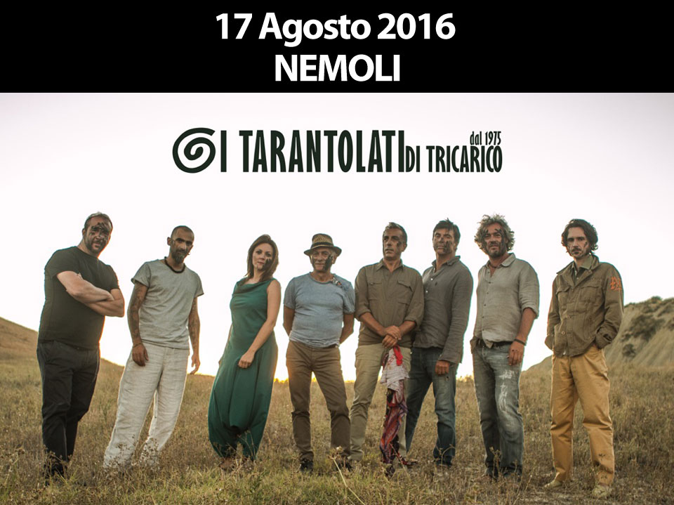‬concerto a nemoli, World Music, Taranta