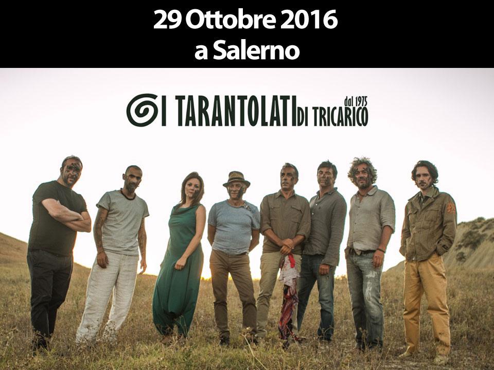 concerto all'universutà di fisciano, Folk music, Taranta