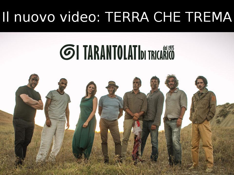 il nuovo video, World Music, Taranta