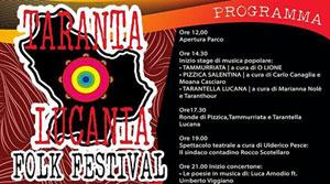 Tarantalucania folk festival