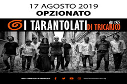 I Tarantolati di Tricarico in  at   Saturday, August 17, 2019